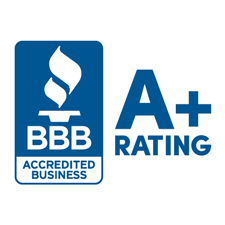 BBB Accredited Business Certified Logo